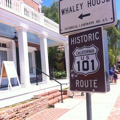 Photo taken at The Whaley House Museum by Matt T. on 9/1/2012