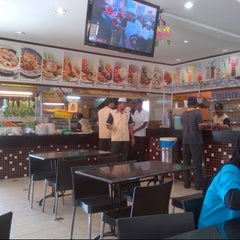 Photo taken at Restoran Al-Rafi Bistro by Aznin A. on 8/31/2012
