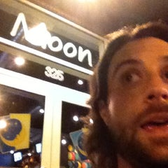 Photo taken at Blue Moon Pizza by Joe S. on 6/16/2012