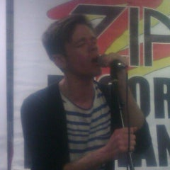 Photo taken at Zia Records by Jimmy N. on 2/23/2012