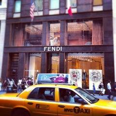 Photo taken at Fendi by Faruk S. on 8/25/2012