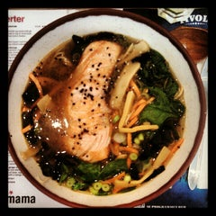 Photo taken at Wagamama by Tracy Z. on 6/16/2012