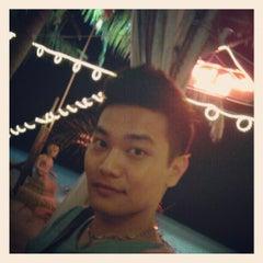 Photo taken at Bistro@Garden Beach Resort by Alan ZAi on 6/11/2012