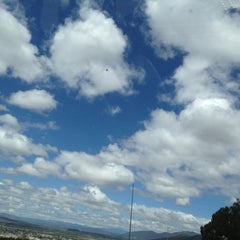 Photo taken at Autopista SJR - Palmillas by Pamela on 9/10/2012