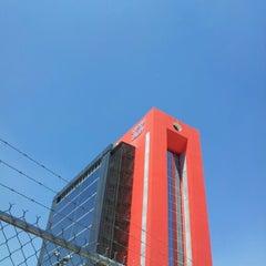 Photo taken at Infonavit by Alex C. on 6/14/2012