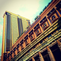 Photo taken at Berjaya Times Square by Kingsley O. on 4/14/2012