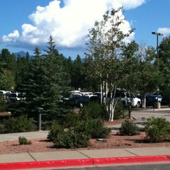 Photo taken at Flagstaff Pulliam Airport (FLG) by Carra R. on 9/4/2012