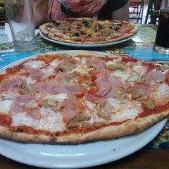 Photo taken at Mama Mia Italian Deli & Pizzeria by Tuomas K. on 2/26/2012