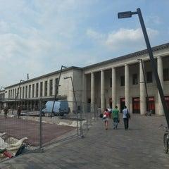 Photo taken at Stazione Padova by Fabio S. on 8/14/2012
