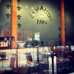 Photo taken at La Maison Du Pain by Beth B. on 4/11/2012