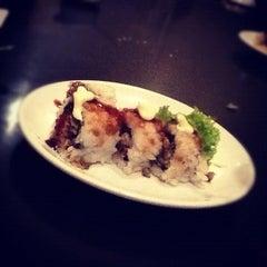 Photo taken at Poke Sushi by Firda S. on 6/23/2012