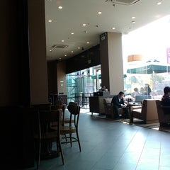 Photo taken at Starbucks | 星巴克 by Pierre W. on 3/25/2012