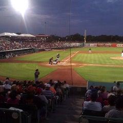 Photo taken at Nelson W. Wolff Municipal Stadium by C P. on 9/2/2012