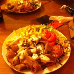 Photo taken at Döner Maxx by Vladimir B. on 6/16/2012