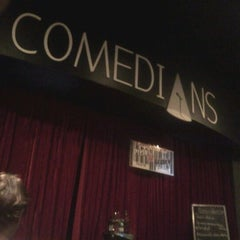 Photo taken at Comedians by Jean P. on 2/16/2012