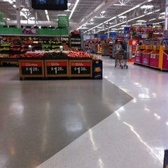 Photo taken at Walmart Supercenter by Joshua on 8/16/2012