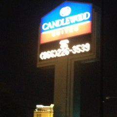 Photo taken at Candlewood Suites Las Vegas by ARIEL B. on 5/22/2012