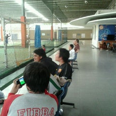 Photo taken at Mayasari Futsal by Bena R. on 2/5/2012