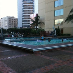 Photo taken at New Orleans Marriott by Jose M. on 6/24/2012