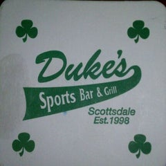 Photo taken at Duke's Sports Bar & Grill by Jeremy G. on 3/16/2012