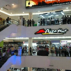 Photo taken at Solo Grand Mall by Rachman A. on 2/9/2012