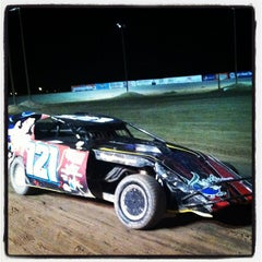 Photo taken at Southern NM Speedway by 6mic Films.net 2. on 8/26/2012