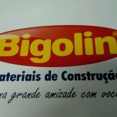 Photo taken at Bigolin by Kelson C. on 7/16/2012