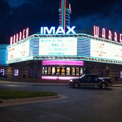 Photo taken at Warren Theatres by Chapo M. on 4/14/2012