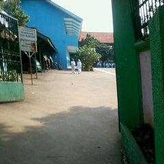 Photo taken at SMPN 7 Jakarta by Muhammad K. on 4/13/2012