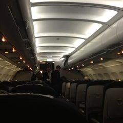 Photo taken at Gate 40 by Manu P. on 3/25/2012
