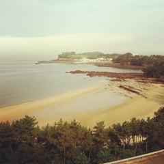 Photo taken at 대명리조트 변산 (Daemyong Resort BYEONSAN) by Annie S. on 7/21/2012