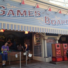 "Photo taken at Games of the Boardwalk by shaste""s on 5/10/2012"