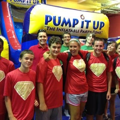 Photo taken at Pump It Up by Nick on 6/20/2012