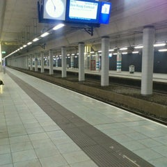 Photo taken at Station Rijswijk by Peter M. on 4/25/2012