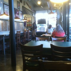 Photo taken at Wingstop by Alex C. on 7/12/2012