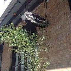 Photo taken at Spice Market by Jenn P. on 3/30/2012
