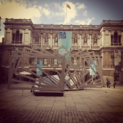 Photo taken at Royal Academy of Arts by Trojan G. on 8/3/2012