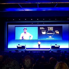 Photo taken at BlackBerry DevCon Europe at the Amsterdam RAI Convention Centre by Friso v. on 2/7/2012