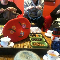 Photo taken at Bird on a Wire Creations by Rina L. on 4/21/2012