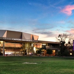 Photo taken at Grand Canyon University Arena by Scott F. on 8/3/2012