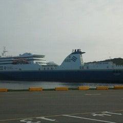 Photo taken at MV Highlanders by Kory N. on 8/11/2012
