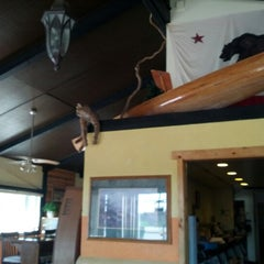 Photo taken at Grizzly Rock Cafe N Grill by Eric R. on 7/31/2012