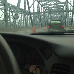 Photo taken at Ohio/Kentucky State Line I-275 by Monica B. on 4/14/2012