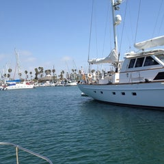 Photo taken at Channel Islands Harbor Marina by Matthew D. on 6/11/2012