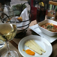 Photo taken at Salumeria Rosi Parmacotto by Helen L. on 2/11/2012