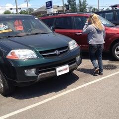 Photo taken at Yark Subaru by Katherine C. on 5/17/2012