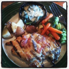 Photo taken at Applebee's by Carrie S. on 7/14/2012