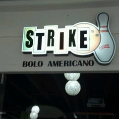 Photo taken at Strike Bowling Center by jose luis m. on 7/7/2012