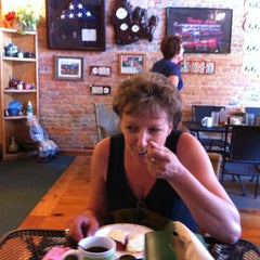 Photo taken at Cafe on the Route by Willem B. on 6/12/2012