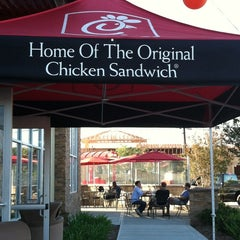 Photo taken at Chick-fil-A by Trace T. on 7/15/2012